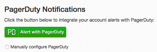Enable DNS Check / PagerDuty Integration